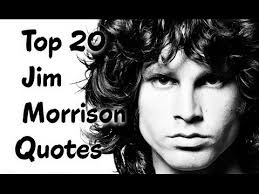 Jim Morrison Quotes Extraordinary Top 48 Jim Morrison Quotes Author Of Wilderness YouTube