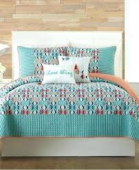macys twin xl comforter bedspreads on lovely go fish bedding extra long sheets