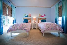 Little Mermaid Bedroom Bedroom Little Mermaid Bedroom Theme Using Small Pink Comfort
