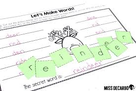 🎄 super cute, free christmas sight words coloring sheets are such a fun way for early readers to practice identifying and reading sight words in december. Free Christmas Activities Ideas And Games For Literacy Miss Decarbo