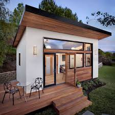 Futuristic Prefabricated Homes Design for Young People : Wonderful Modern Prefabricated  Homes Small Wooden Style Design