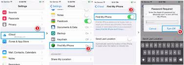 3 Ways to Restore iPhone Without Turning of Find My iPhone