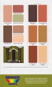 Berger Paint Chart 38 Unusual Penta Paints Trinidad Colour Chart