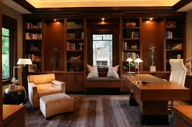classic home office. Classic Home Design Ideas Office Interior Concept