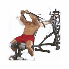 Body Solid Sbl460p4 Exercise Chart Body Solid Sbl460p4 Powerlift Leverage Gym