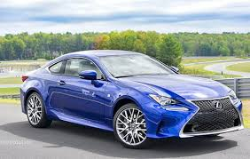 2018 lexus f sport. unique lexus 2018 lexus rc f and sport s
