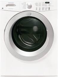 frigidaire affinity front load washer. Frigidaire FAFW3517KW Affinity Series Front Load Washer, Classic White, 3.5 Cu. Ft. Washer I