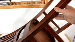 How to: Repair wooden furniture legs