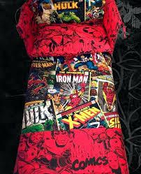 marvel crib bedding marvel comics cot bedding set hulk super heroes exclusive