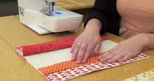 Quilt-as-you-go' placemats video tutorial & 'Quilt-as-you-go' placemats video tutorial Adamdwight.com