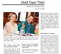 Free Magazine Template For Microsoft Word 10 Print Ready Magazine Word Templates Doc Docx Ginva