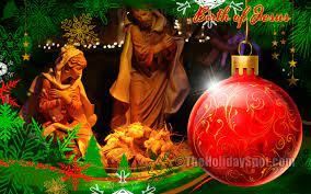 Christmas Jesus Wallpaper ...