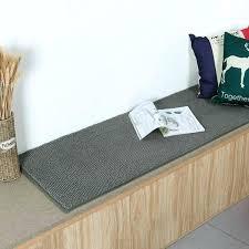 bath mat runner bath mat runner set memory foam cushioned bath rug runner 22 x 60