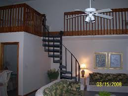 loft spiral staircase. Fine Staircase Dunes South Spiral Staircase To Loft Inside