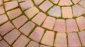 putting pavers over concrete patio over concrete driveway putting down can you put
