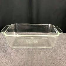 pyrex 213 r 1 5 qt clear glass bread baking meat loaf pan 8 5 x 4 5 x 2 5