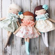 Handmade Doll Patterns
