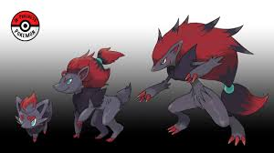 Zorua Evolution Chart 20 Zorua Evolution Chart Pictures And Ideas On Stem