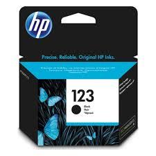 <b>Картридж HP</b> F6V17AE <b>№ 123</b> черный — купить в интернет ...