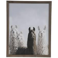 llamas wood wall decor hobby lobby