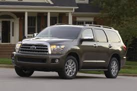 2017 Toyota Sequoia SUV Pricing - For Sale | Edmunds