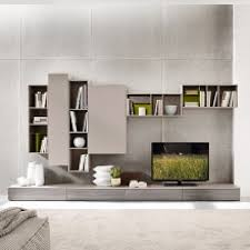 contemporary furniture for living room. Bespoke Living Room Furniture With Bookcases. Modern Italian TV-unit Composition-09 By Siluetto Contemporary For