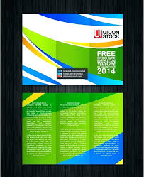 Trifold Template For Word Free Brochure Design Templates Word Free Printable Brochure