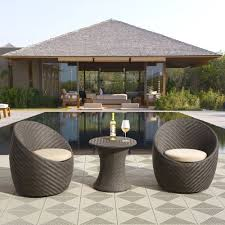 crossman piece outdoor bistro: outdoor  piece patio set     outdoor  piece patio set