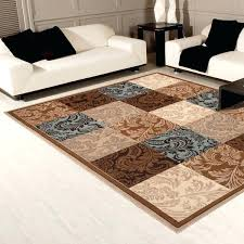 blue brown area rug damask boxes blue brown area rug x free today blue brown area rug