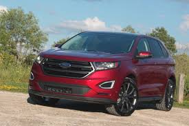 2015 Ford Edge Sport – An Actual Sport Utility Vehicle – Sam's ...