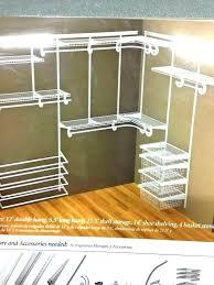 closet maid shelf shelving parts wire shelf shelving parts wire brackets closet maid directions ventilated wire closet maid