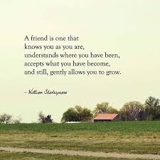 William Shakespeare Quotes About Friendship