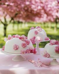 Cherry Blossom Princess Cake Recipe