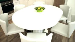 full size of extendable dining table seats 4 6 to india white round pedestal modern gloss