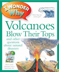 i wonder why volcanoes their tops
