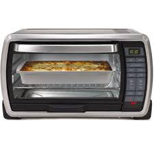 oster oster large capacity countertop digital convection toaster oven tssttvmndg