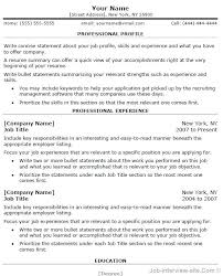 Sample Resume Format Download In Ms Word Topshoppingnetwork Com