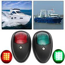 Red Side Light On Boat Cheap Maritime Navigation Lights Find Maritime Navigation