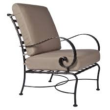 lounge chair brooks collier gloster dansk