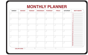 Planner Whiteboards Monthly Weekly Whiteboards Ghent