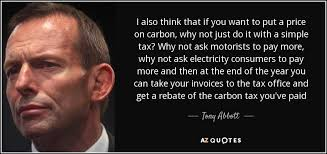 Tax Quotes Best TOP 48 CARBON TAX QUOTES AZ Quotes