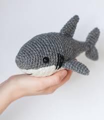 Shark Crochet Pattern