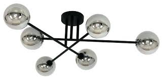 bistro 6 light ceiling visual comfort chandelier