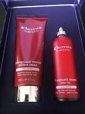 item 3 elemis frangipani treres gift set body oil 100ml shower cream 200ml new elemis frangipani treres gift set body oil 100ml shower cream