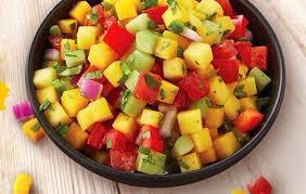 Qdoba Welcomes Back Mango Salsa And Chicken Mango Salad
