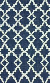 modern contemporary blue ivory mustard green grey rust flatweave rug carpet wool