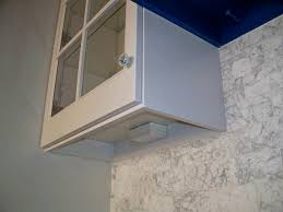 under cabinet power outlets?