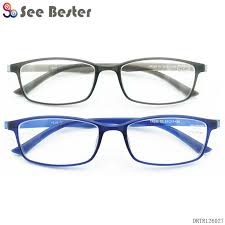 <b>Fashion</b> Unisex <b>Style</b> Tr90 Injection <b>Unbreakable Reading Glasses</b> ...
