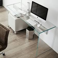 glass desks for home office. home office ideas and design kbhome glass deskglass desks for