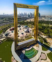 Vereinigte Arabische Emirate: Dubai lässt sich nun durch den weltgrößten  Bilderrahmen betrachten - [GEO]